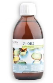 HAP LABS - 7 OILS 250ml - kwasy omega siła