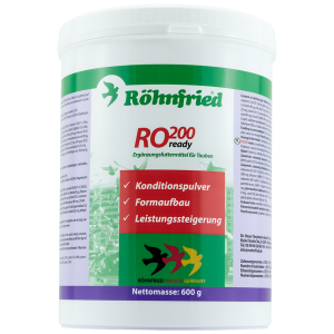 ROHNFRIED - RO200 Ready, 600 g