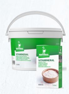 NATURAL - VITAMINERAL 2500g Minerały z witaminami
