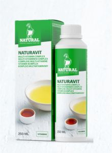 NATURAL - NATURAVIT PLUS 250ml  Multiwitamina
