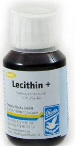BACKS - Lecithin+ 250 ml