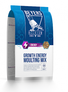 BEYERS - Growth Energy Moulting Mix - 4kg  JAJKO