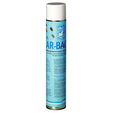 BACKS - AR-BACKS, preparat, spray przeciw robactwu i muchom, 750 ml