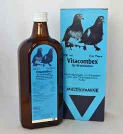 QUIKO - Vitacombex – 500ml (multiwitamina)